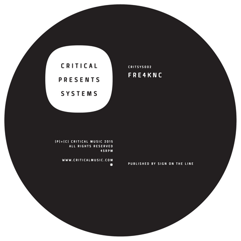 Fre4knc - Critical presents: Systems 002