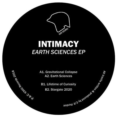 Intimacy - Earth Sciences EP - Unearthed Sounds