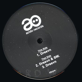 Dresvn - Acido 25 - Unearthed Sounds, Vinyl, Record Store, Vinyl Records