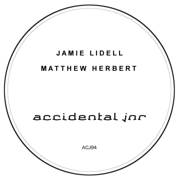 Jamie Lidell - When I Come Back Round (Matthew Herbert's Long Night Dub)