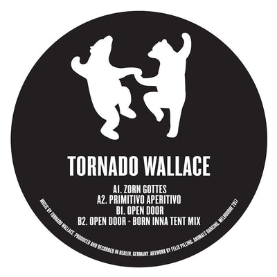 Tornado Wallace - EP - Unearthed Sounds