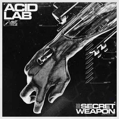 Acid Lab - Secret Weapon EP - Unearthed Sounds