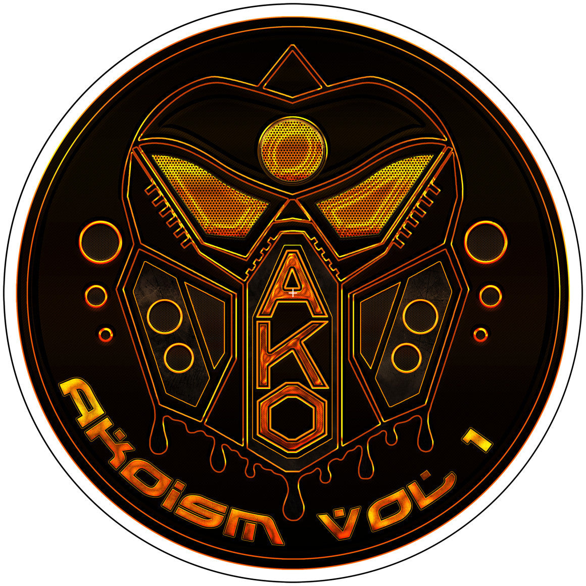 DJ Stretch Presents Akoism Volume 1 , Vinyl - AKO Beatz, Unearthed Sounds
