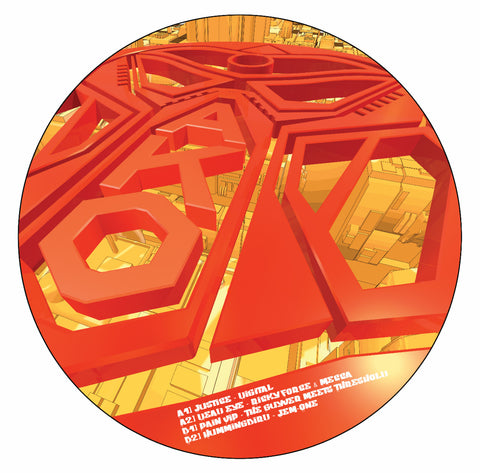 "AKO Beatz Present - Unknown Elements 3 (12"" Picture Disc)"
