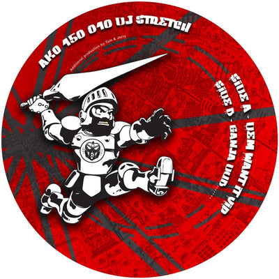 DJ Stretch - Dem Want It VIP / Ganja Dub [Large Centre Label]
