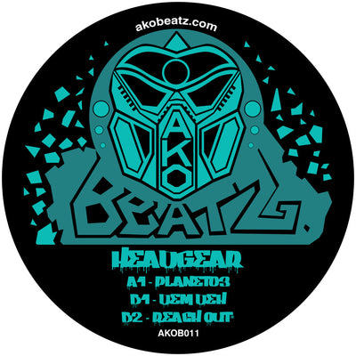 Headgear - Planet03 EP - Unearthed Sounds