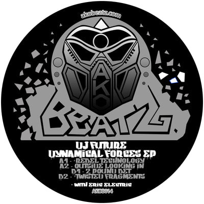 DJ Future - Dynamical Forces EP - Unearthed Sounds