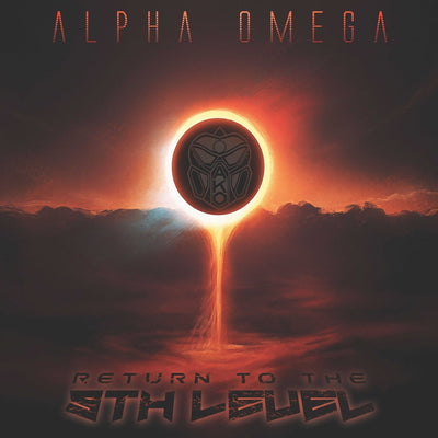 "Alpha Omega LP - Return to The 9th Level [2x12"" Black Vinyl] - Unearthed Sounds"