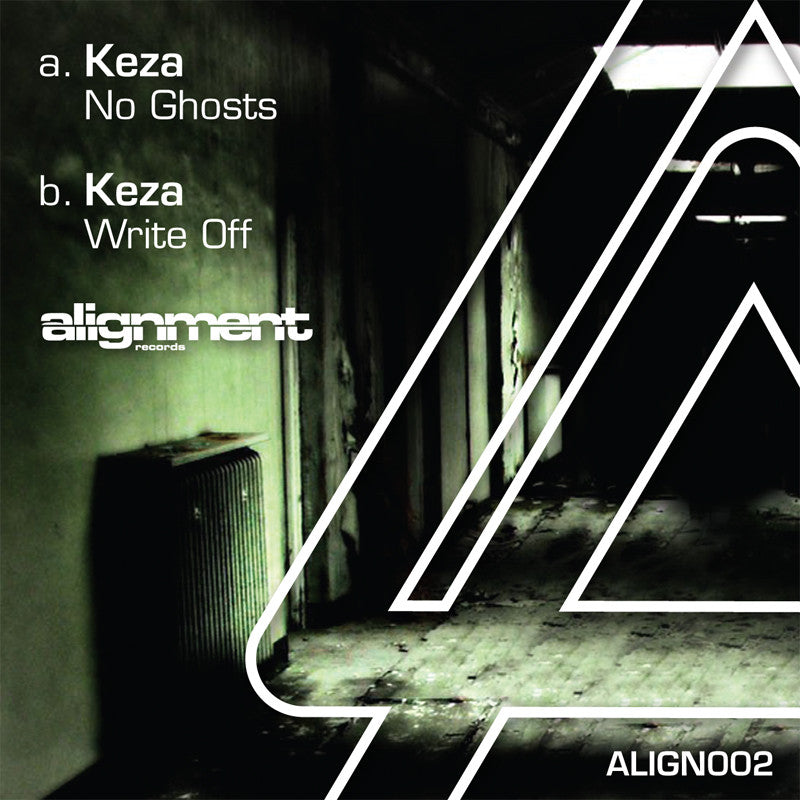 Keza - No Ghosts / Write Off - Unearthed Sounds