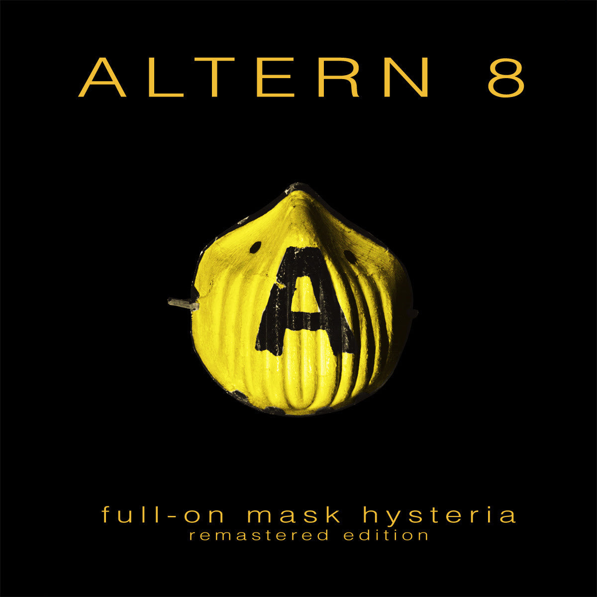 "Altern 8 - Full On Mask Hysteria - Remastered Edition (3x12"") , Vinyl - Bleech, Unearthed Sounds"