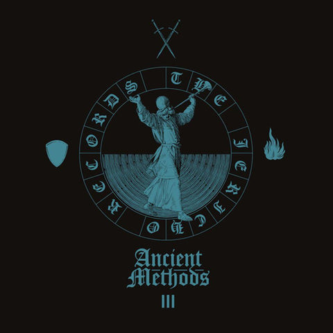 "Ancient Methods ‎- The Jericho Records [3x12"" Vinyl]"
