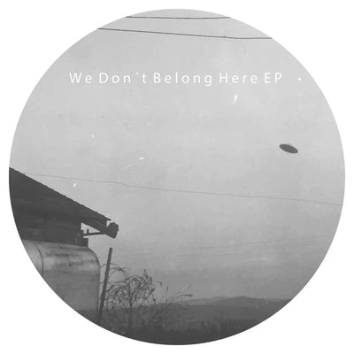 "AnD - We Don't Belong Here EP [Coloured 12"" Vinyl] - Unearthed Sounds"