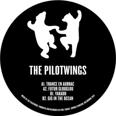 The Pilotwings - Psytube - Unearthed Sounds