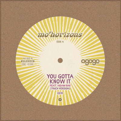 Mo' Horizons -  You Gotta Know It - Unearthed Sounds, Vinyl, Record Store, Vinyl Records