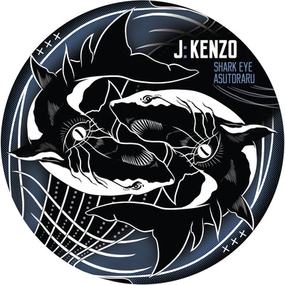 J:Kenzo - Shark Eye / Asutoraru - Unearthed Sounds