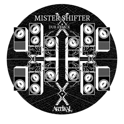 Mister Shifter - Dub Attack - Unearthed Sounds