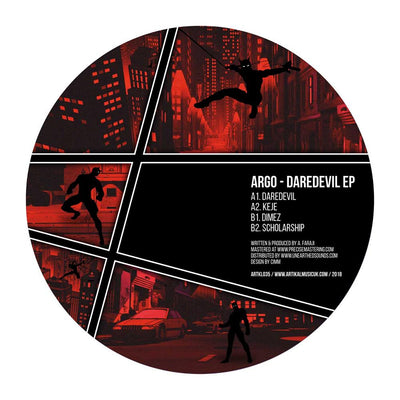 Argo - Daredevil EP - Unearthed Sounds