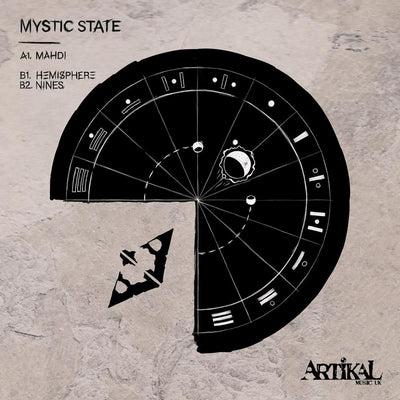 Mystic State - Mahdi - Unearthed Sounds