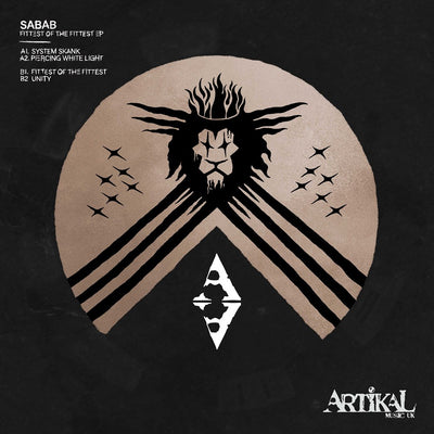 Sabab - Fittest OF The Fittest EP - Unearthed Sounds