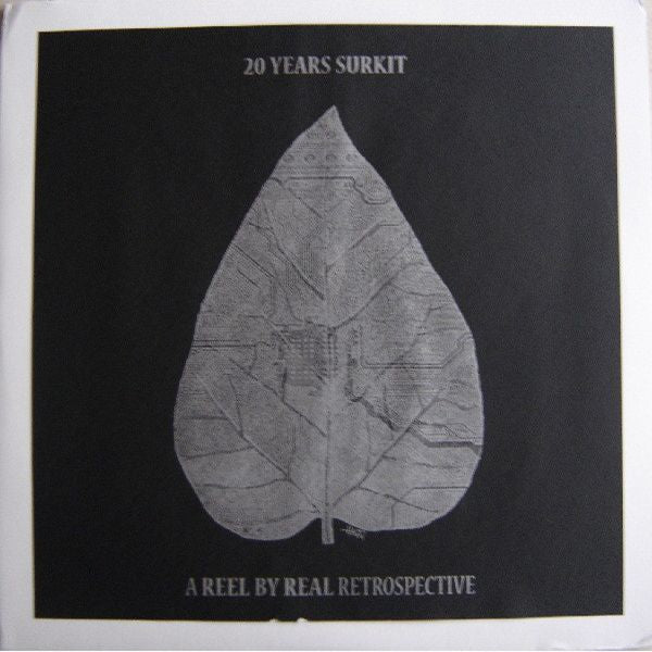"Reel By Real ‎- 20 Years Surkit [2x12"" Vinyl]"