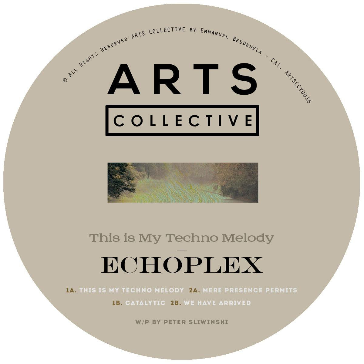 Echoplex - This Is My Techno Melody