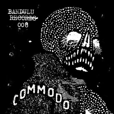 Kahn - Fierce (Commodo Remix) / Commodo - S is for Snakes [Repress] - Unearthed Sounds