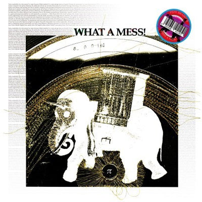 Pepe Bradock - What a Mess! [Ltd LP]
