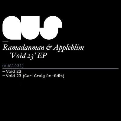 Ramadanman & Appleblim - Void 23 (Carl Craig Remix) , Vinyl - Aus Music, Unearthed Sounds