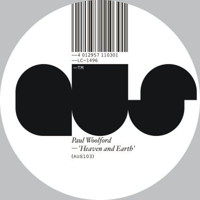 Paul Woolford - Heaven And Earth , Vinyl - Aus Music, Unearthed Sounds