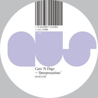 Catz 'n Dogz - Interpretations , Vinyl - Aus Music, Unearthed Sounds
