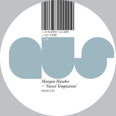Marquis Hawkes - Sweet Temptation - Unearthed Sounds
