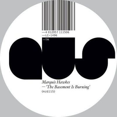 Marquis Hawkes - The Basement Is Burning - Unearthed Sounds