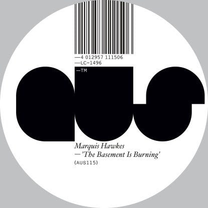 Marquis Hawkes - The Basement Is Burning