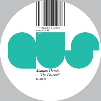 Marquis Hawkes - The Phoenix - Unearthed Sounds