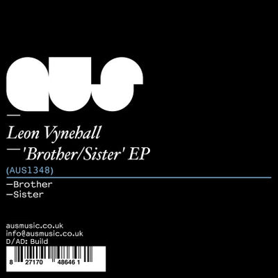 Leon Vynehall - Brother / Sister EP , Vinyl - Aus Music, Unearthed Sounds