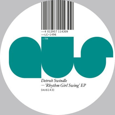 Detroit Swindle - Rhythm Girl Swing - Unearthed Sounds