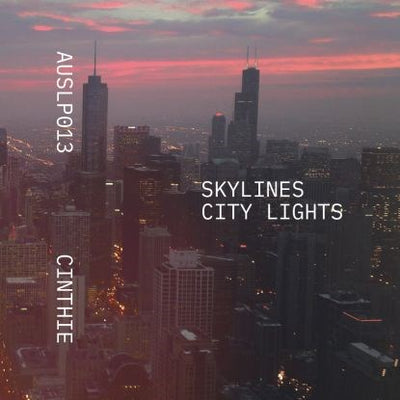 "Cinthie - Skylines City Lights [2x12"" Vinyl LP] - Unearthed Sounds"