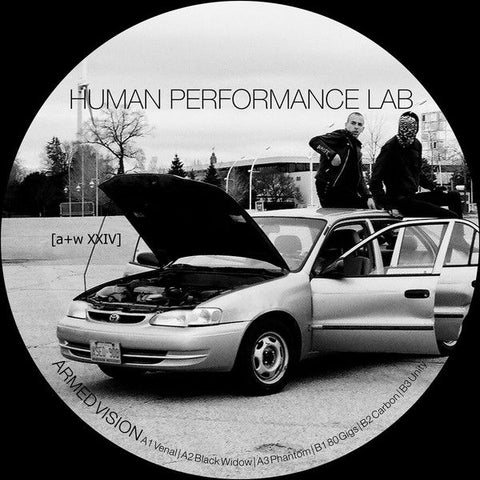 Human Performance Lab ‎- Armed Vision