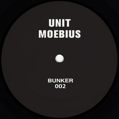 Unit Moebius - Untitled - Unearthed Sounds