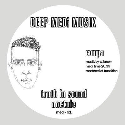 Compa - Truth In Sound EP - Unearthed Sounds