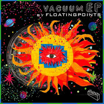Floating Points - Vacuum Boogie EP - Unearthed Sounds