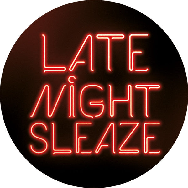 Soul Intent - Late Night Sleaze EP - Unearthed Sounds