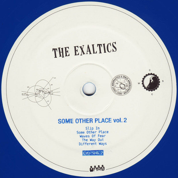 The Exaltics - Some Other Place Vol.2 - Unearthed Sounds