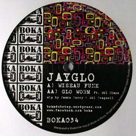 Jayglo ‎- Wiseau Funk / Glo Worm - Unearthed Sounds