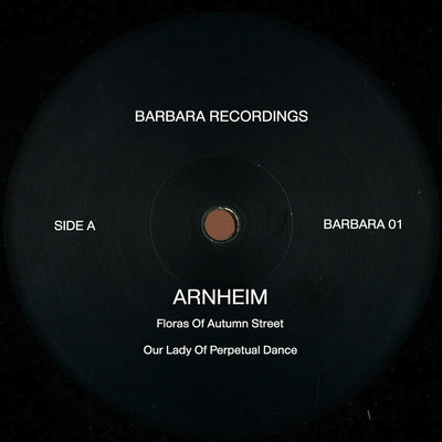 Arnheim - Floras Of Autumn Street , Vinyl - Barbara Recordings, Unearthed Sounds