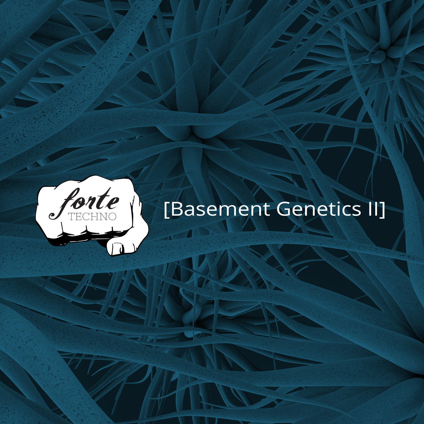 Forte Techno - Basement Genetics II - Unearthed Sounds