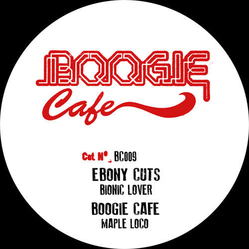 Various Artists - Bionic Lover , Vinyl - Boogie Cafe, Unearthed Sounds