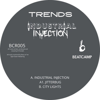 Trends - Industrial Injection - Unearthed Sounds