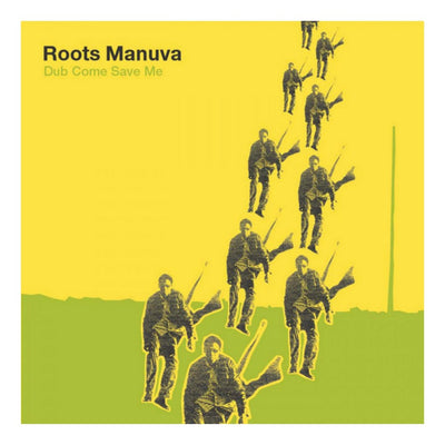 "Roots Manuva - Dub Come Save Me [2 x 12"" Vinyl] - Unearthed Sounds"