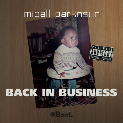 "Micall Parknsun - Back in Business [12"" Vinyl LP] - Unearthed Sounds"
